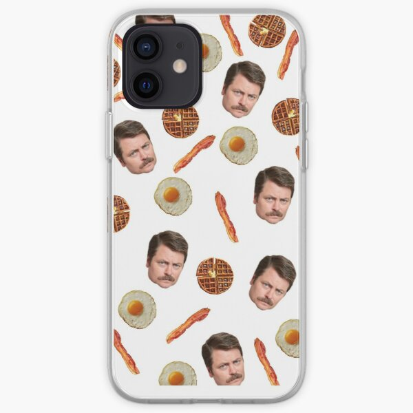 All the Bacon and Eggs iPhone Soft Case