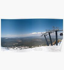 Mammoth Mountain Poster