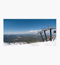 Mammoth Mountain Photographic Print