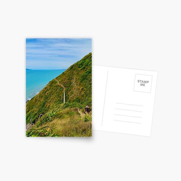 Escarpment  Postcard
