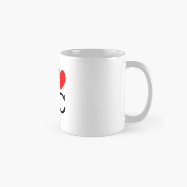 I Heart KC Classic Mug