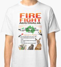 fire fight concert 2020  Classic T-Shirt