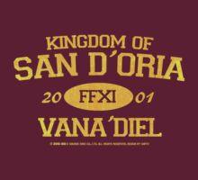 Final Fantasy XI: San D'Oria | Unisex T-Shirt