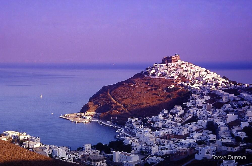 Astypalea Greece by Steve Outram