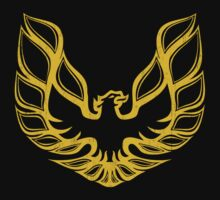 Firebird Trans Am - Gold