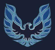 Firebird Trans Am - Blue