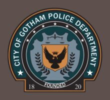 Gotham Police Deparment Badge (Pocket Size)