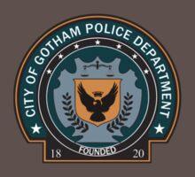 Gotham Police Deparment Badge (Pocket Size)