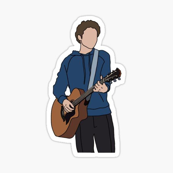 Joshua Bassett as Ricky Sticker