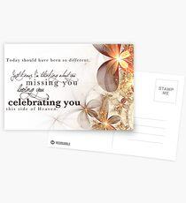 Celebrating You Today Postcards