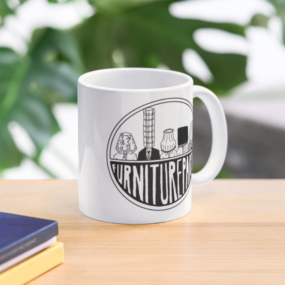 Furniture Party Band Logo Mug