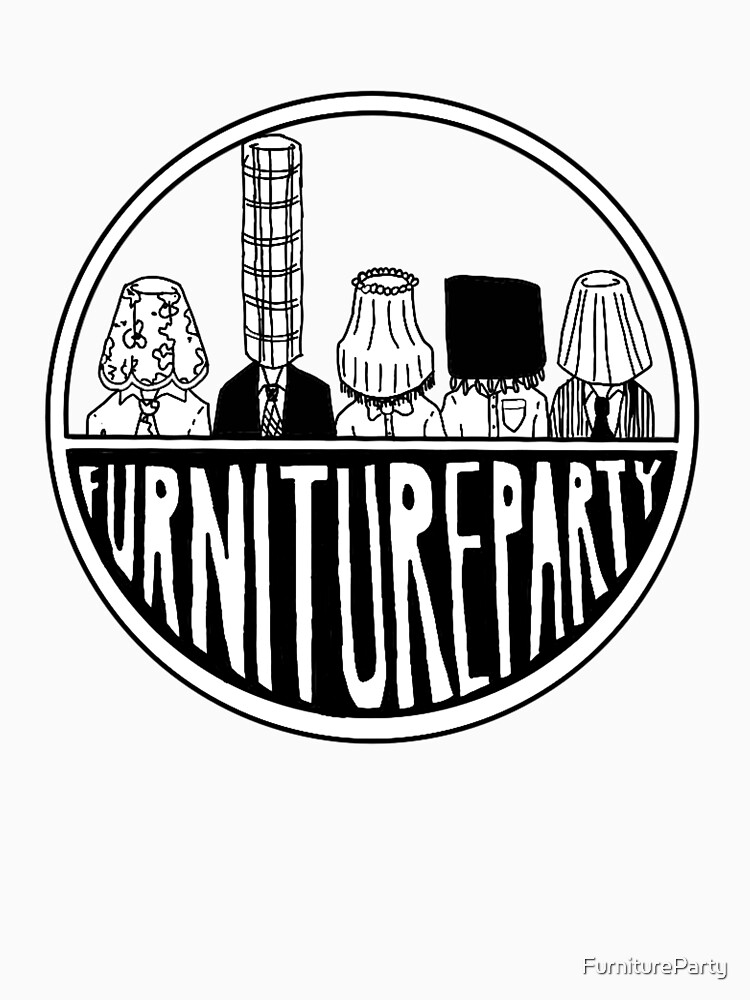 Furniture Party Band Logo by FurnitureParty