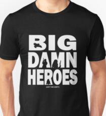 Big Damn Heroes White T-Shirt