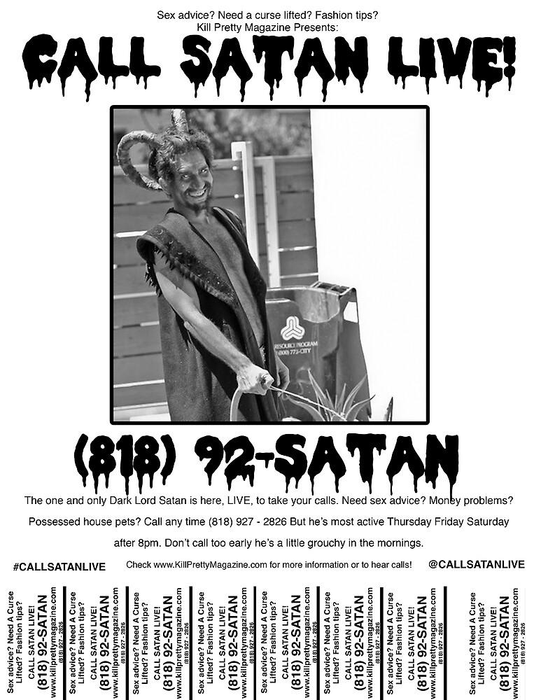 Call Satan Live by callsatanlive