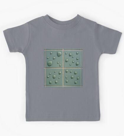 Droplets on the tiles (T-Shirt & iPhone case) Kids Clothes