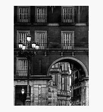 Plaza Mayor - Madrid Photographic Print