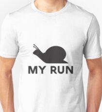 Snail Run Unisex T-Shirt