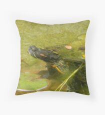 Hello! You Rang? Throw Pillow