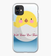 New member family iPhone Case