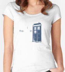 """""""Tard""""is Women's Fitted Scoop T-Shirt"""