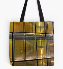 Reflecting Stairs Tote Bag