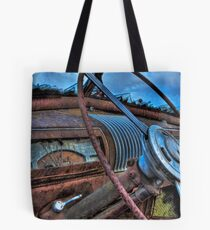 Wind In Your Hair Tote Bag