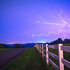 Country Road-Nebraska by Tim Wright