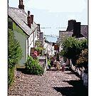 Clovelly, Devon by prbimages
