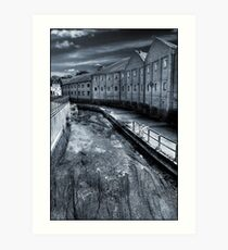 The Maltings Art Print
