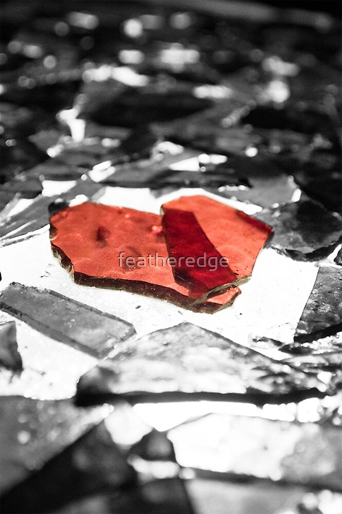 Broken Heart by featheredge