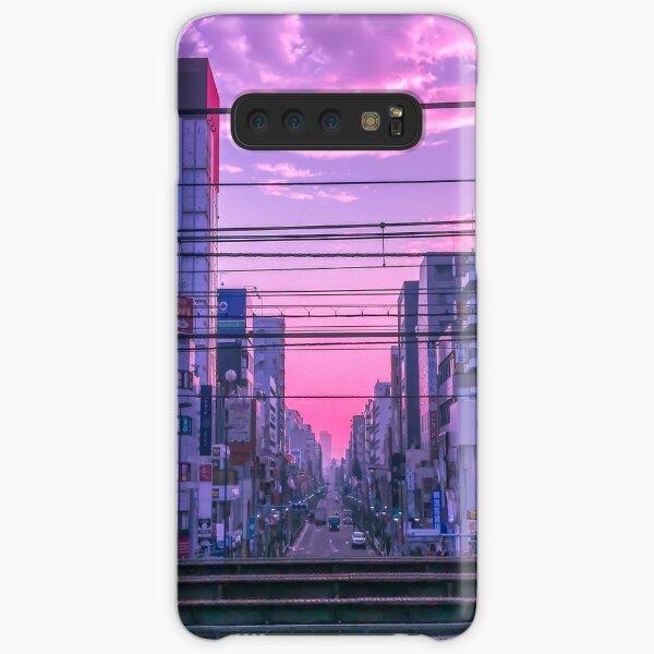 Tokyo Skies Samsung Galaxy Snap Case