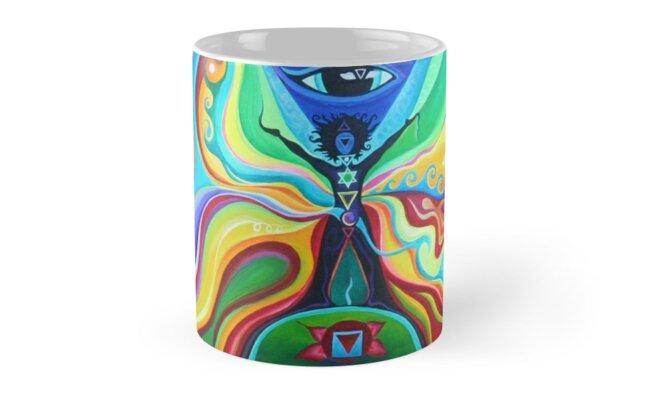 Chakra Mug by SarahGrubb