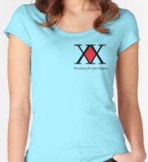 Hunter Association Women's Fitted Scoop T-Shirt