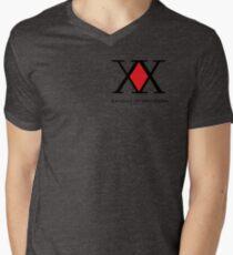 Hunter Association Men's V-Neck T-Shirt