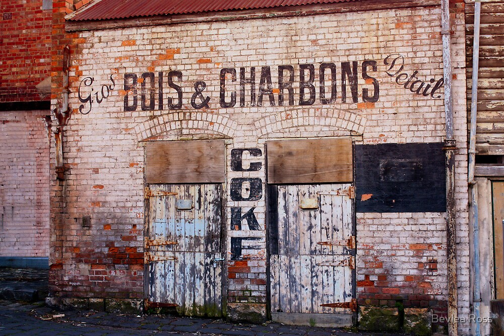 Bois & Charbons by Bevlea Ross