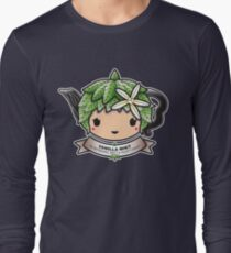 Vanilla Mint Teapot Long Sleeve T-Shirt