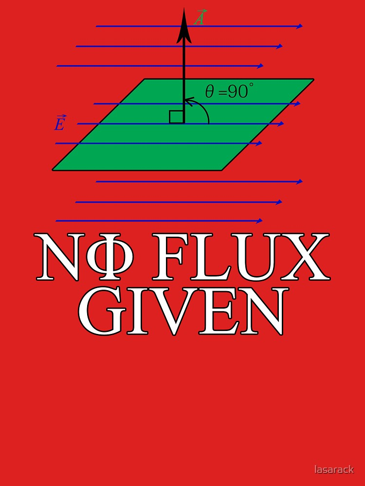 0 Flux given by lasarack