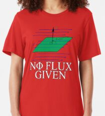 0 Flux given Slim Fit T-Shirt