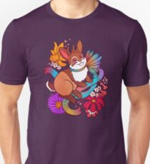 Springtime Jackalope Unisex T-Shirt