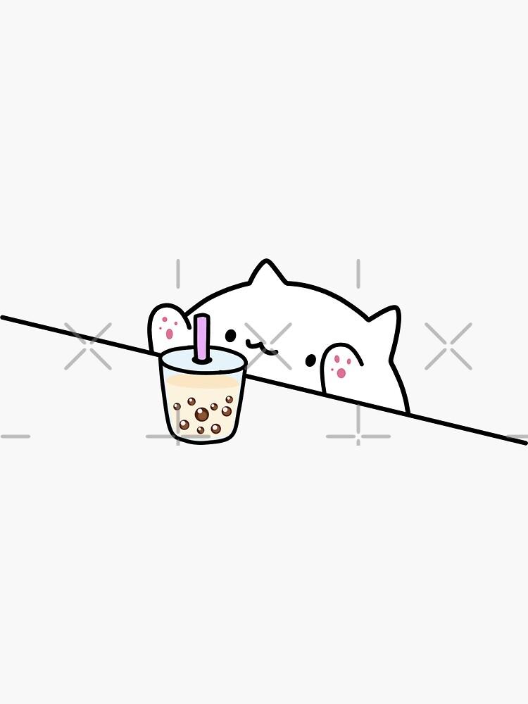 ¡Bongo Cat quiere a Boba! de SirBobalot