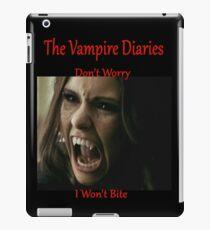 The Vampire Diaries - Elena - Katherine - (Designs4You) iPad Case/Skin