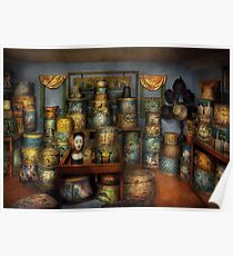 Collector - Hats - The hat room Poster