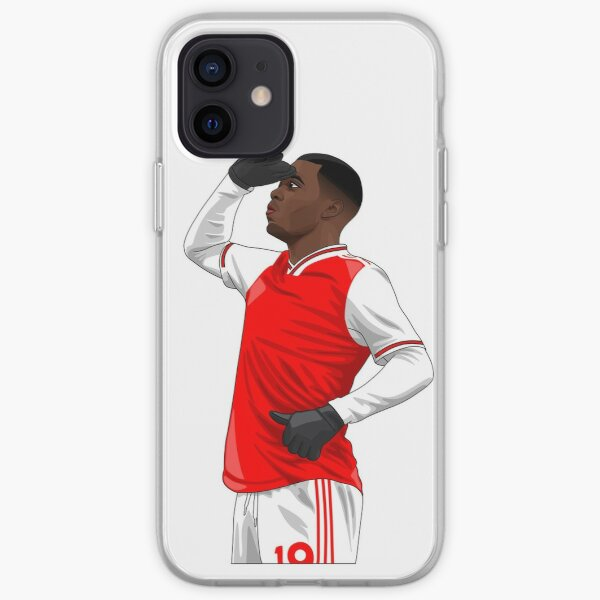 Arsenal Pepe iPhone Soft Case
