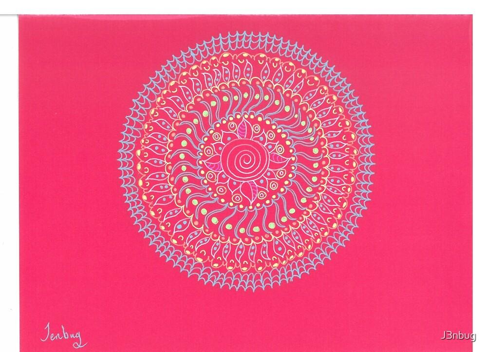 Mandala by J3nbug