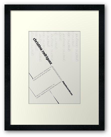 Bauhaus Logo by C Rodriguez