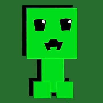 Cute Creeper by SammCoury