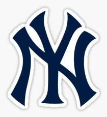 Yankees-New York Sticker