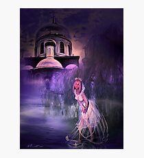 Runaway Bride Photographic Print