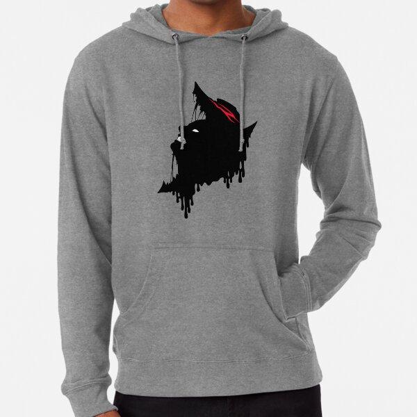 Loup Sweat à capuche léger