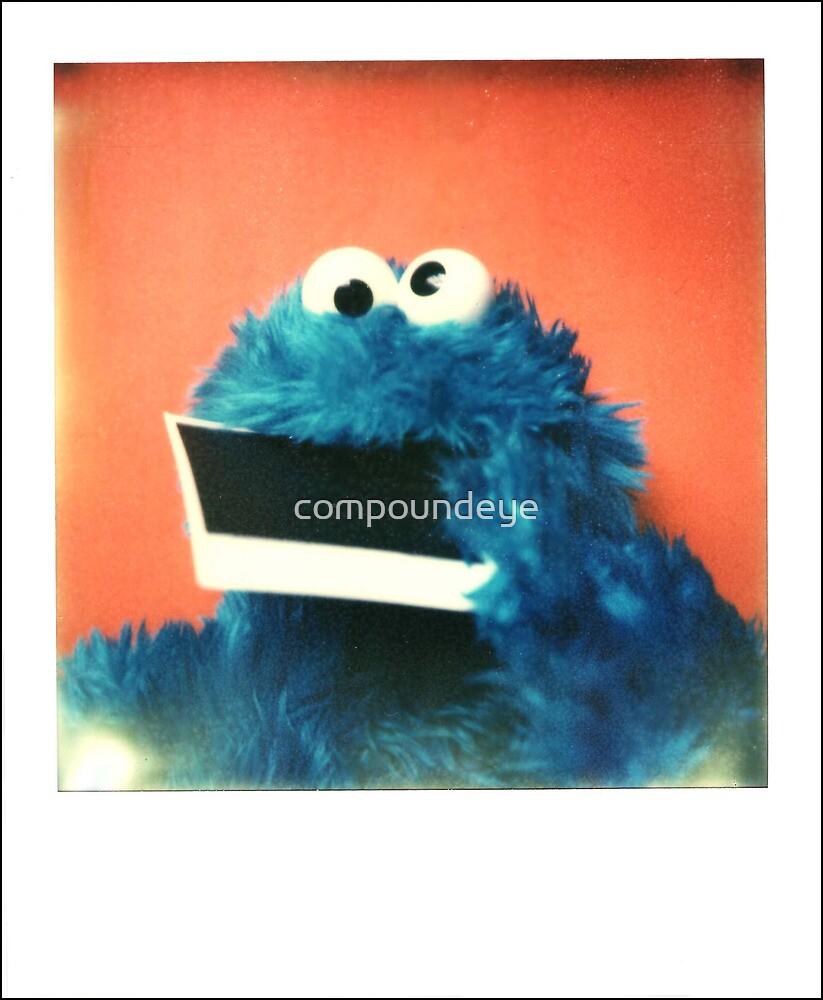 """""""Me want Polaroid!!! nom, nom, nom..."""" by compoundeye"""